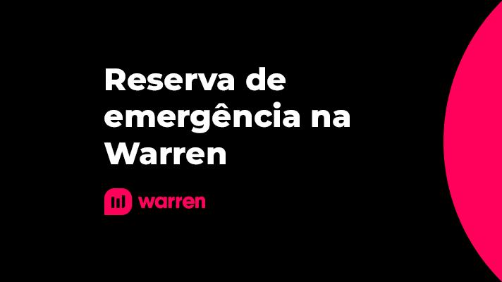 Reserva de emergencia na Warren, ilustração