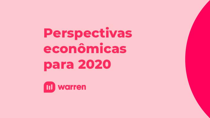 Perspectivas econômicas para 2020, ilustração